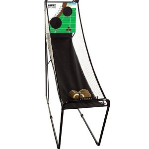 Spalding 4172 Football Single Player Toss Game