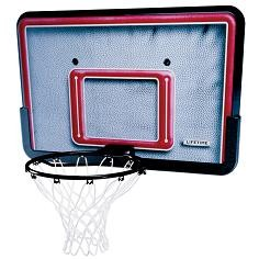 "SO Lifetime 43251 44"" BB Rim Backboard Combo"
