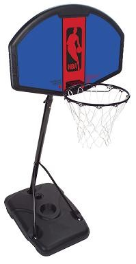 SO Spalding 50376 Eco-Composite Youth Portable Hoop Basketball System