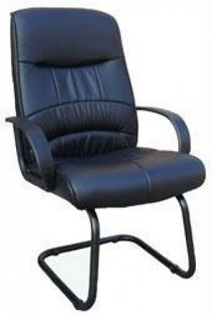 Ofm 509-Lx Leatherette Guest Chair