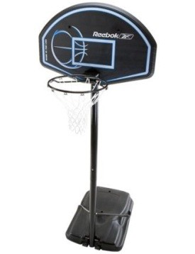 SO Reebok Portable Basketball System 44-inch Fan-Shaped Backboard