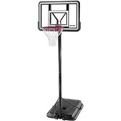 SO Lifetime Spalding 51255 42 Acrylic Fusion Basketball Hoop Portable