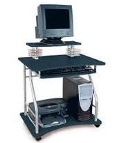 SO OFM 53818 Mobile Computer Office Desk Stand