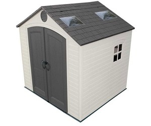 Lifetime Outdoor Shed - 60015 8 x 7.5 ft. Storage Unit
