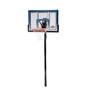 "Lifetime Basketball In-Ground Hoop 90020 48"" Polycarbonate Backboard"