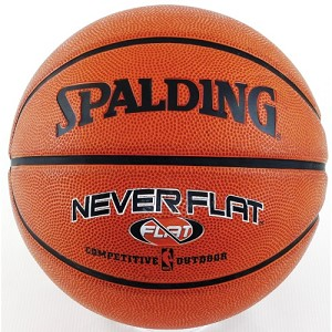 Spalding 63-803E Never Flat Series Size 7 Basketball