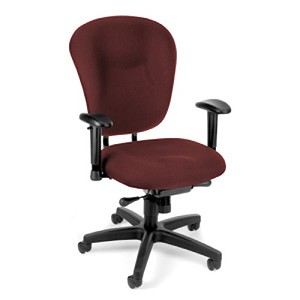 OFM Office Chair - 635 Mid-Back Executive Computer Task Chair