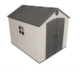 Lifetime Shed 6405 Sentinel 8 X 10 Ft Discount Outdoor Storage Shed