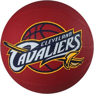 Spalding 65-535E Cavaliers Mini NBA Team Basketball