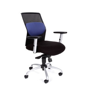 OFM Airflo Series 651 Executive Office Chair - Adjustable Chair