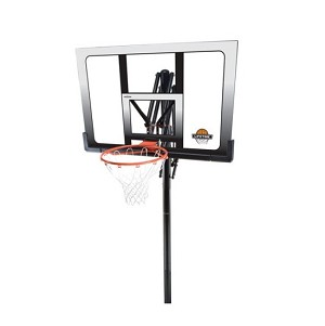 "Lifetime In-Ground Basketball 71281 52"" Shatter Guard Backboard Hoop"