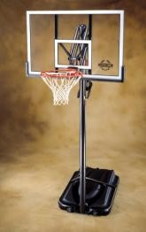 SO Lifetime 71283 World Class Portable XL Hoop Goal Basketball System