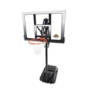 "Lifetime Portable Basketball System 71286 52"" Backboard"