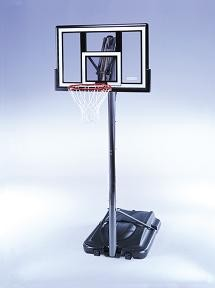 SO Lifetime 71557 Portable XL Fusion Hoop Goal Basketball System