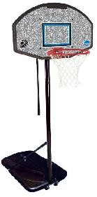 SO Spalding / Huffy NCAA 72336 Portable 44 Inch Basketball System