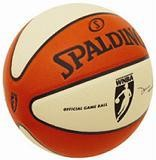 Spalding 74-808E WNBA Game Basketball Microfiber Composite Basket Ball