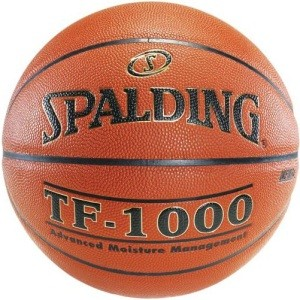 Spalding Basketball Ball 74-733E TF 1000 NHFA Approved Size 7