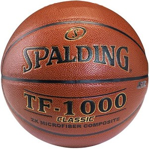 Spalding TF-1000 Classic Basketball 29.5 Inch 74-783E Size 7