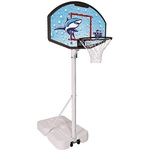 Spalding Huffy Portable Swimming Pool Water Basketball Hoop Pool Shark