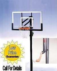 "SO Lifetime 79957 54"" In-ground  Basketball Hoop"