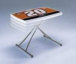 "SO Tony Stewart Lifetime 80009 30"" White Granite Personal Table"
