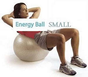 SO Fitness Essentials Exercise Ball - Medium w/ Video