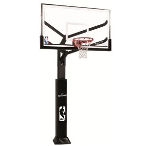 Spalding Arena View Basketball Systems 86604AGP 60 in. Glass Backboard