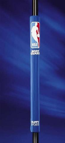 SO Huffy 8809r NBA Basketball Hoop Pole Pad