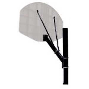 Spalding Basketball Accessories 8844 Extension Arm Pole System