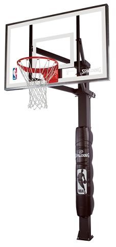 SO Spaldingground Basketball Hoops 88830 60 Acrylic Backboard Goal