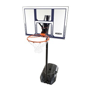 "90001 Lifetime Front Court  44"" Portable Basketball System"