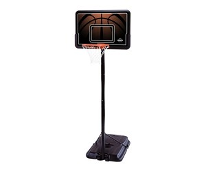 Lifetime Portable Basketball Goals 90040 44-in Impact Backboard System
