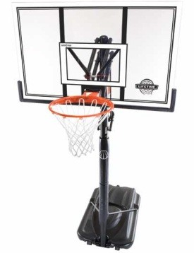 Lifetime Portable Basketball System 90050 52 inch Backboard