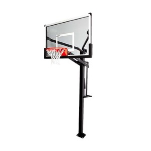 Mammoth Basketball Hoops - 90179 54-Glass Backboard With Mammoth Pump