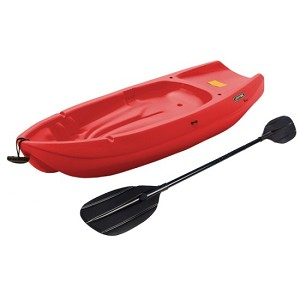 Lifetime Youth Kayaks - 90242 Red 6 Ft. Sit-on-top Kayak