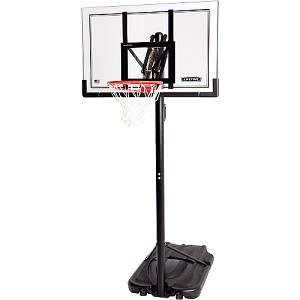 Lifetime Portable Basketball System 90442 52-inch Backboard