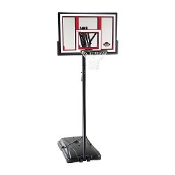Lifetime Portable Basketball System 90498 48-inch Backboard