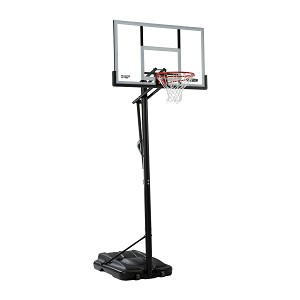 Lifetime Portable Basketball Hoop 90631 54-inch Backboard With Action Grip Adjuster