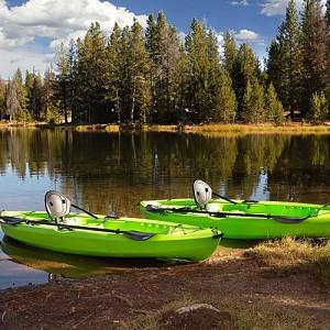 90643 lifetime tioga 120 2 pack lime 10 39 sit on top for Tamarack fishing kayak