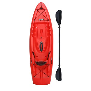 90664 - Hydros Kayak (fire red, paddle)
