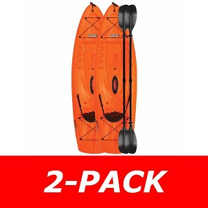 90736 Hydros Kayak (orange) 2-PACK