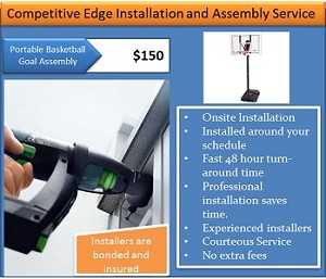 Onsite Assembly Services via Urban Express