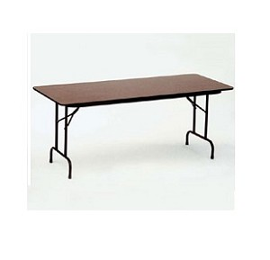 Melamine Folding Tables - Correll Cf3060M 5-ft. Table