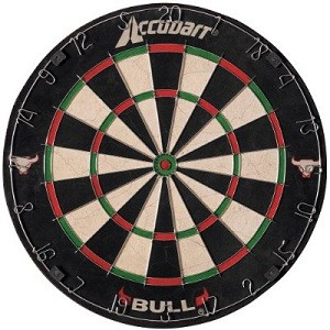 SO Bristle Dartboard - Accudart Bull Model D4010