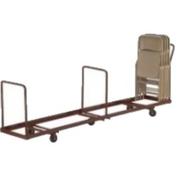 Chair Storage Cart - National Public Seating DY50 Rolling Chair Truck