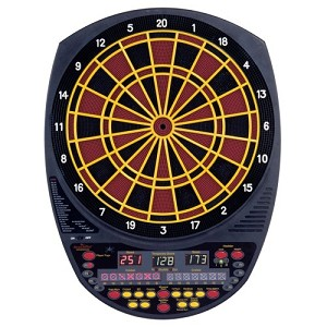 Arachnid E120H Interactive 3000 Soft-Tip Electronic Dartboard Game