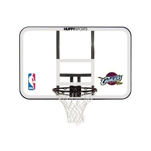 Spalding Basketball Backboard Rim E79Cles Cleveland Cavaliers Logo 44""