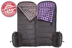 TETON Sports 1056/1057 Fahrenheit Regular -18C/0F Sleeping Bag