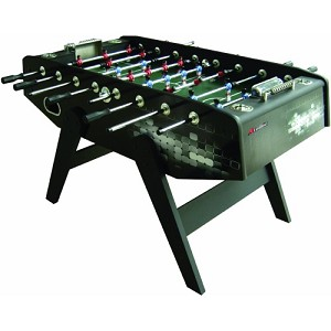 Atomic G01354W EuroStar Soccer Game Table in Green