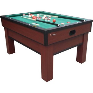 Atomic Classic Bumper Pool G02251AW Game Table